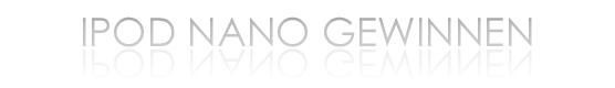 Ipod Nano gewinnen