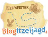 Blogitzeljagd Logo